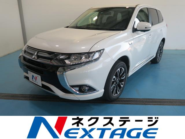 MITSUBISHIOUTLANDER PHEV G SAFETY PACKAGE