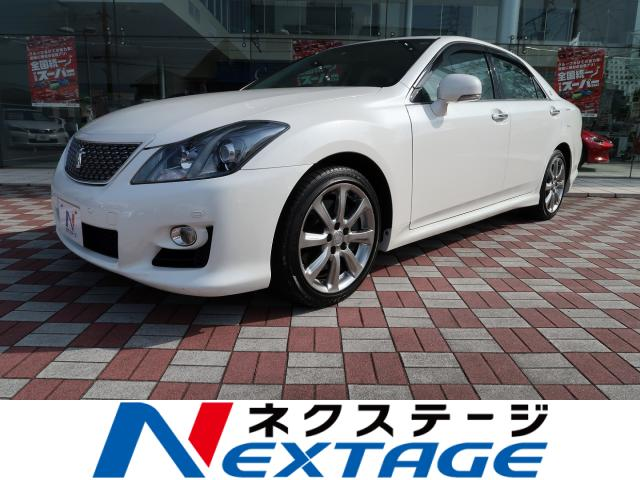 TOYOTACROWN 3.5 ATHLETE G PACKAGE