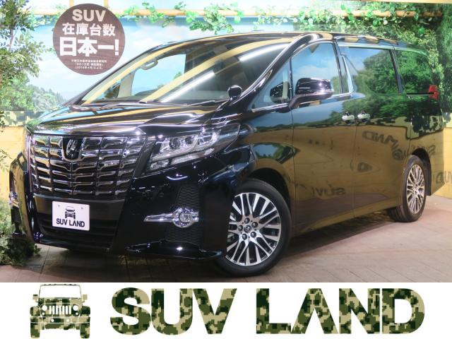 TOYOTAALPHARD 2.5S C PACKAGE