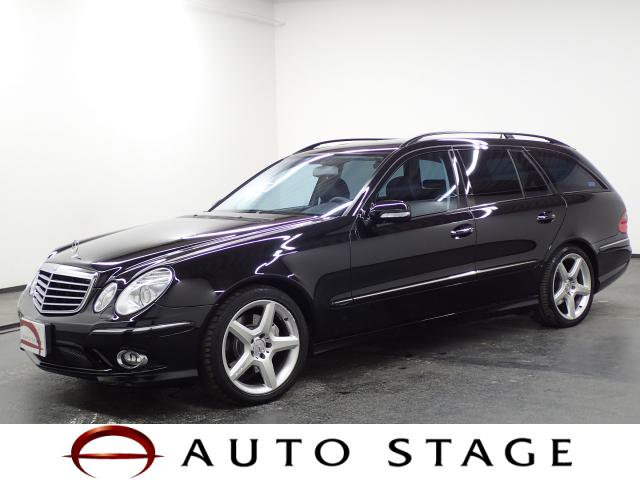 MERCEDES BENZE-CLASS STATIONWAGON E550 STATIONWAGON AVANTGARDE S