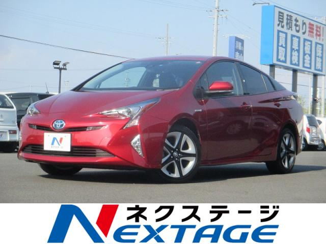 TOYOTAPRIUS A TOURING SELECTION