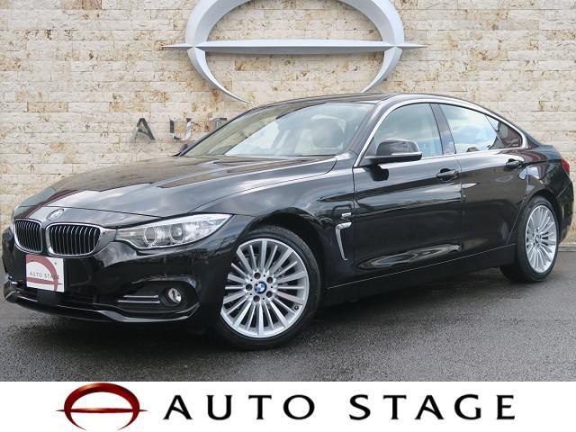 BMW4 SERIES 420i GRAN COUPE LUXURY