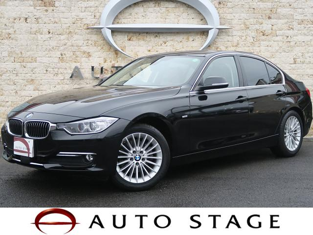 BMW3 SERIES 320D LUXURY