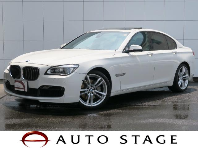 BMW7 SERIES ACTIVE HYBRID 7 M-SPORT PACKAGE