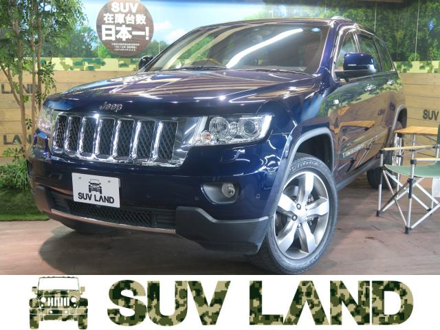 CHRYSLER JEEPJEEP GRAND CHEROKEE OVERLAND