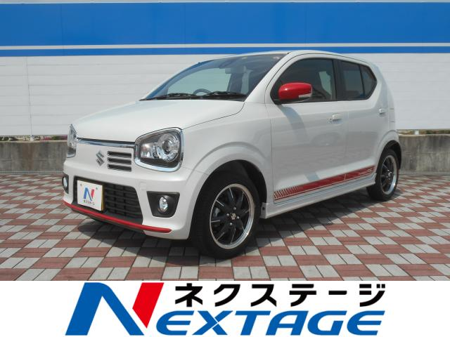 SUZUKIALTO TURBO RS BASE GRADE