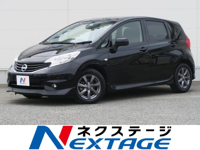 NISSANNOTE X DIG-S AERO STYLE