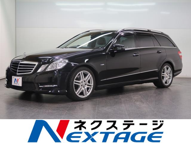 MERCEDES BENZE-CLASS STATIONWAGON E350 BLUETEC STATIONWAGON AVANTGARDE