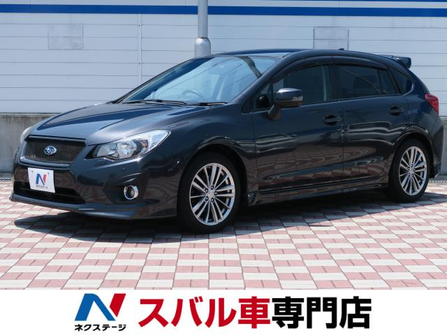 SUBARUIMPREZA SPORTS 2.0I-S EYE SIGHT