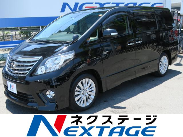TOYOTAALPHARD 240S C PACKAGE