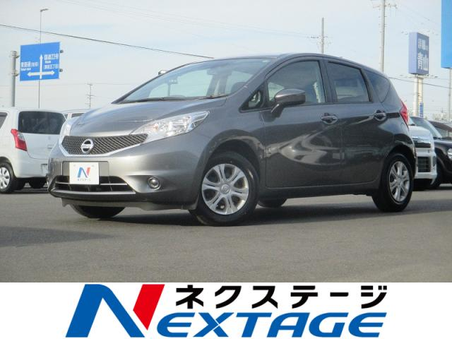 NISSANNOTE X V SELECTION +SAFETY