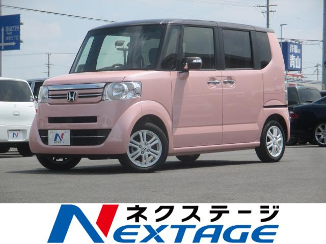 HONDAN BOX PLUS 2TONE COLOR STYLE G L PACKAGE