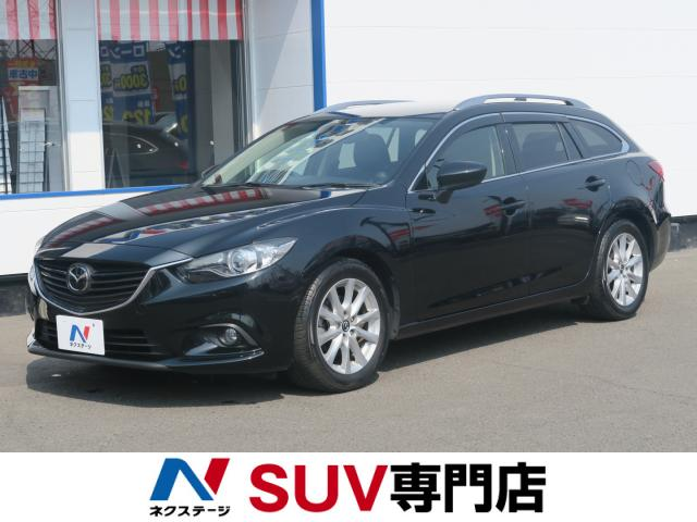 MAZDAATENZA WAGON 25S L PACKAGE