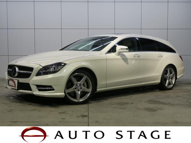MERCEDES BENZCLS-CLASS SHOOTING BRAKE CLS550 4MATIC SHOOTING BRAKE