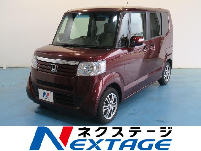 HONDAN BOX G TURBO L PACKAGE
