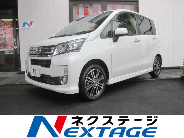 DAIHATSUMOVE CUSTOM X VS SMART SELECTION SA&SN