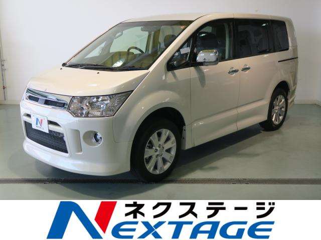 MITSUBISHIDELICA D:5 ROADEST D POWER PACKAGE