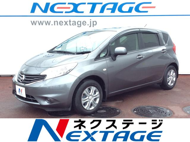 NISSANNOTE X DIG-S EMERGENCY BRAKE PACKAGE