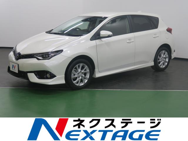TOYOTAAURIS RS