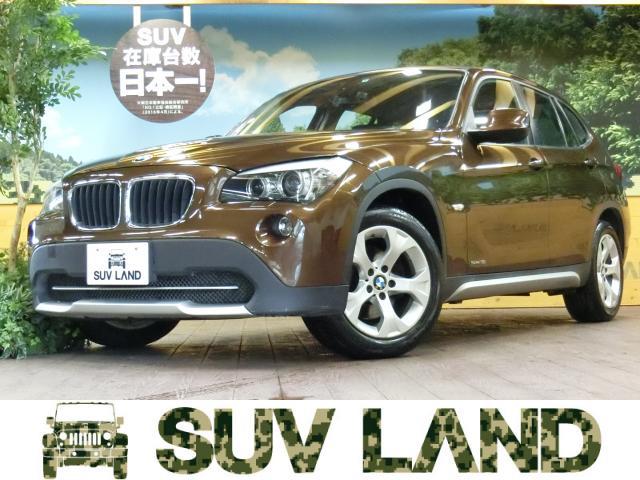 BMWX1 S DRIVE 18I X LINE