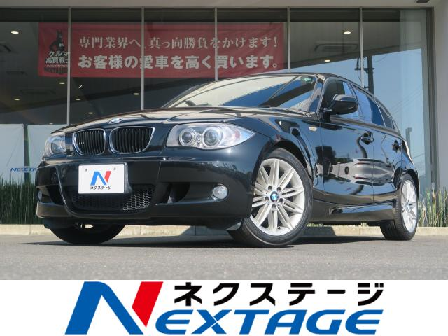 BMW1 SERIES 116I M-SPORT PACKAGE