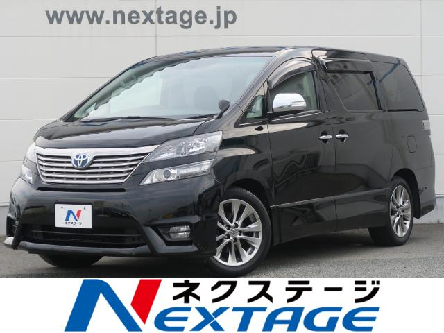 TOYOTAVELLFIRE 2.4Z PLATINUM SELECTION Ⅱ TYPE GOLD