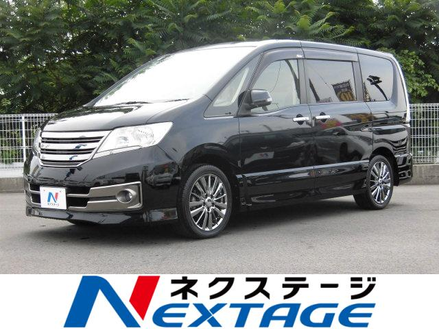 NISSANSERENA RIDER PERFORMANCE SPEC BLACK LINE