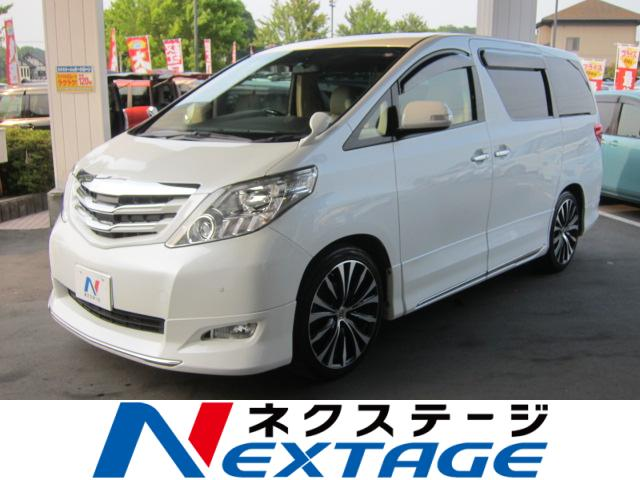 TOYOTAALPHARD 350G L PACKAGE