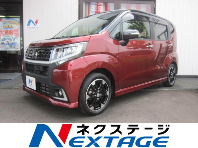 DAIHATSUMOVE CUSTOM RS HYPER SA