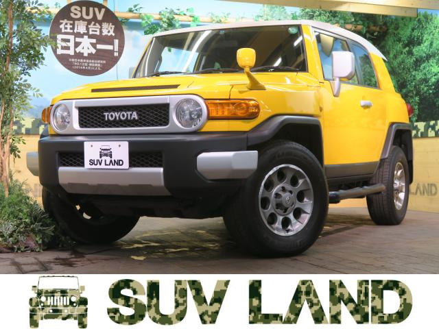 TOYOTAFJ CRUISER OFFROAD PACKAGE