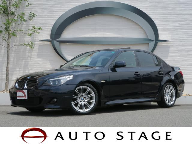 BMW5 SERIES 525i M-SPORTS PACKAGE