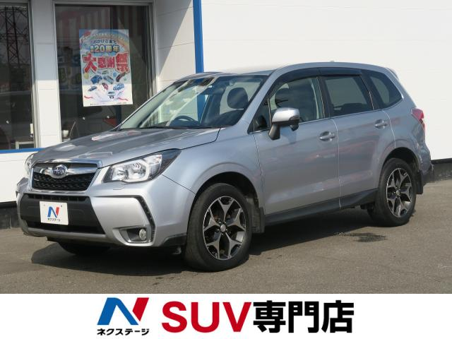 SUBARUFORESTER S-LIMITED