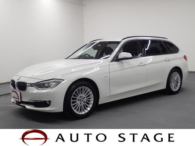 BMW3 SERIES 320D TOURING LUXURY