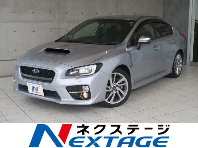 SUBARUWRX S4 2.0GT-S EYE SIGHT