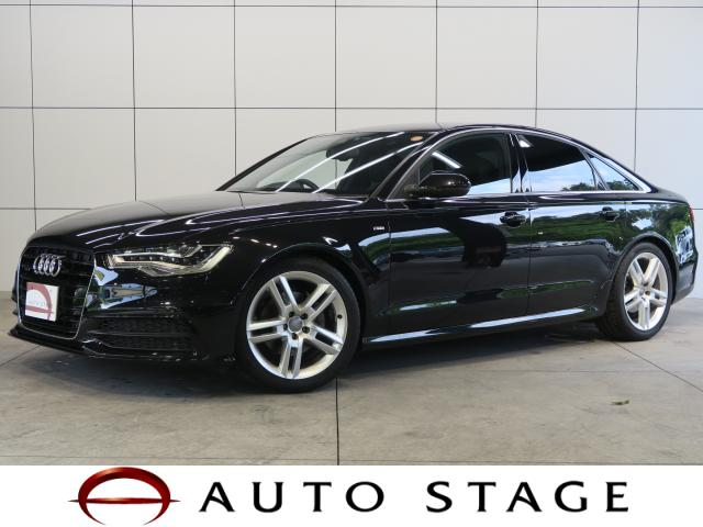 AUDIA6 2.8 FSI QUATTRO S LINE PACKAGE