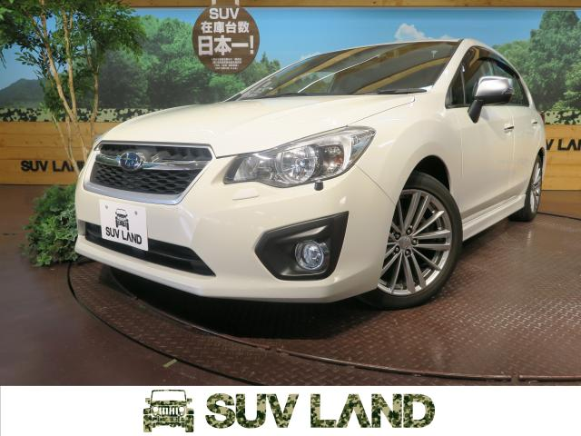 SUBARUIMPREZA SPORTS 2.0I-S LIMITED EYE SIGHT