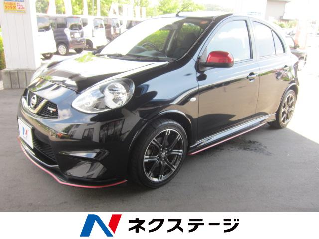 NISSANMARCH NISMO S