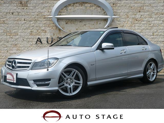 MERCEDES BENZC-CLASS C350 BLUE EFFICIENCY AVANTGARDE