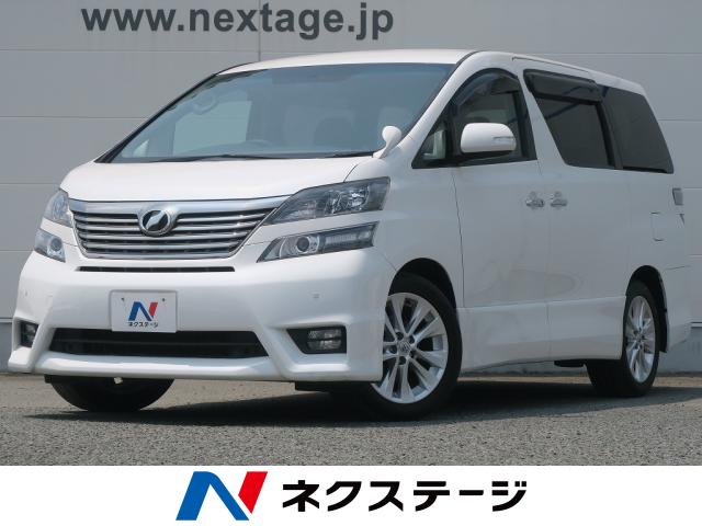 TOYOTAVELLFIRE 2.4Z PLATINUM SELECTION