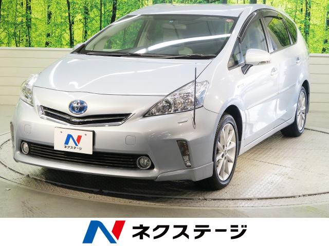 TOYOTAPRIUS ALPHA S TOURING SELECTION