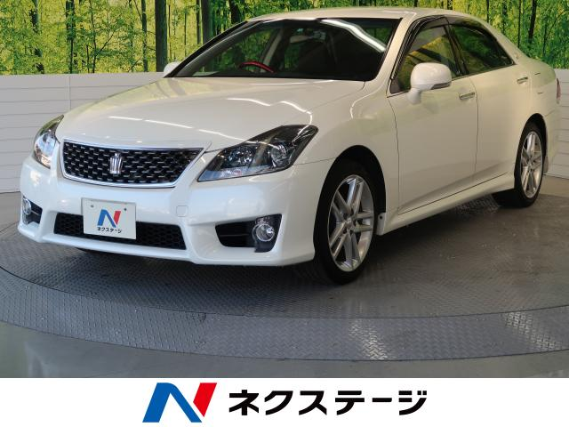 TOYOTACROWN ATHLETE SPECIAL NAVI PACKAGE
