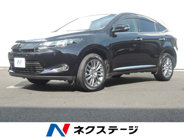 TOYOTAHARRIER PREMIUM ADVANCED PACKAGE