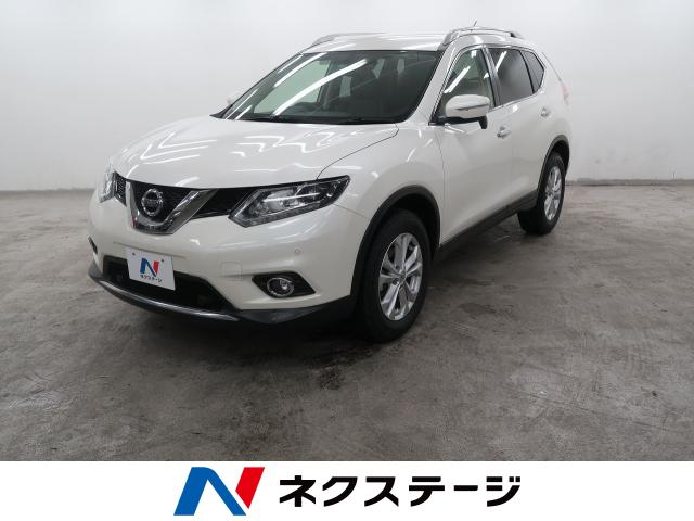 NISSANX-TRAIL 20X X-TREMER X EMERGENCY BRAKE PACKAGE