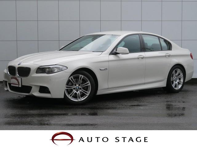 BMW5 SERIES 523D BLUE PERFORMANCE M-SPORT PACKAGE