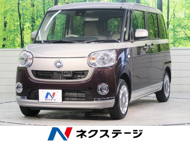 DAIHATSUMOVE CANBUS X LIMITED MAKE UP SA II