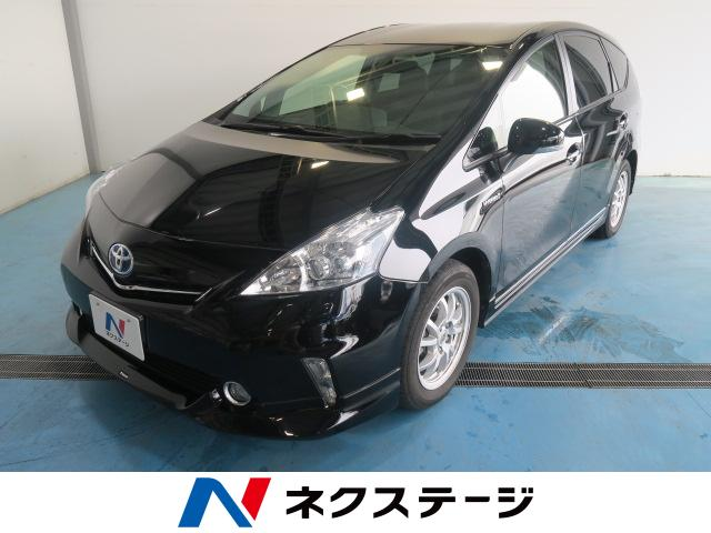 TOYOTAPRIUS ALPHA G TUNE BLACK