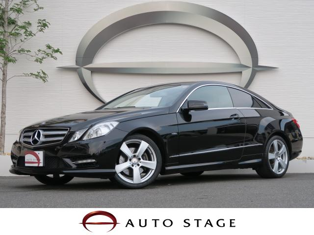 MERCEDES BENZE-CLASS E250 BLUE EFFICIENCY COUPE