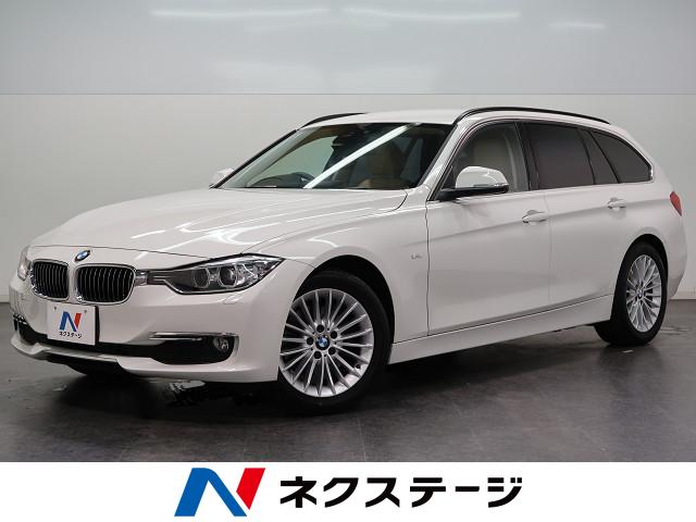 BMW3 SERIES 320D TOURING LUXURY