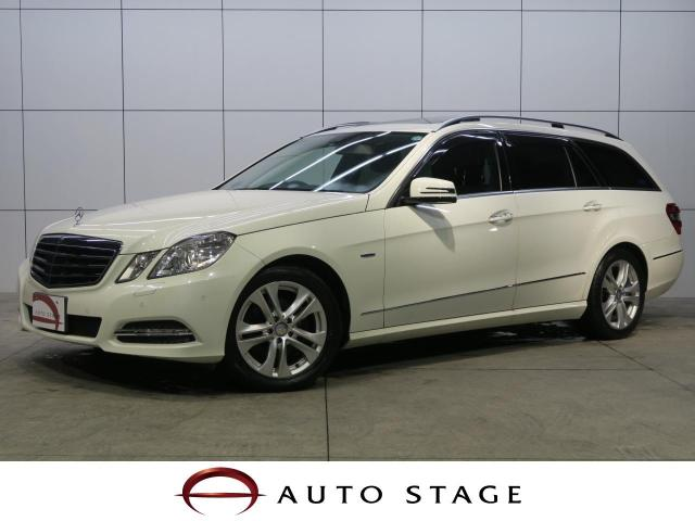 MERCEDES BENZE-CLASS STATIONWAGON E350 BLUE EFFICIENCY STATIONWAGON AVANTGARDE