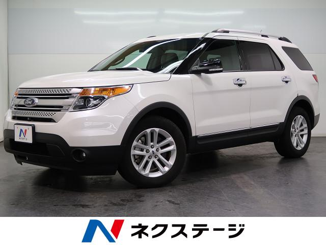 FORDEXPLORER XLT ECO BOOST